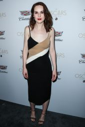Michelle Dockery - Cadillac Celebrates Academy Awards in Los Angeles 2/23/ 2017