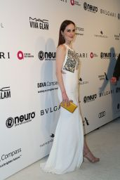 Michelle Dockery – Elton John AIDS Foundation Academy Awards 2017 Viewing Party in LA