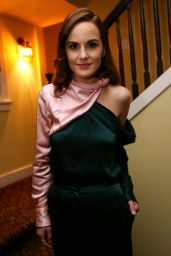 Michelle Dockery – Gemfields Oscars Cocktail Party in Los Angeles, February 2017