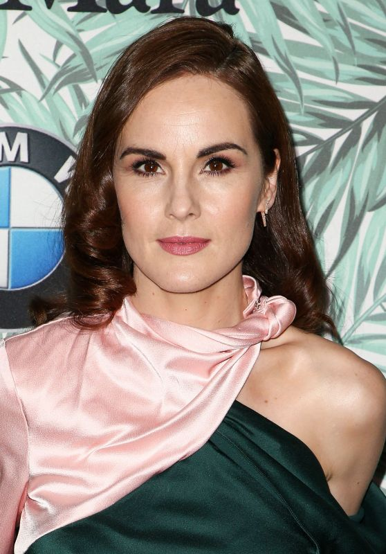 Michelle Dockery – Woman in Film Cocktail Party in Los Angeles 2/24/ 2017