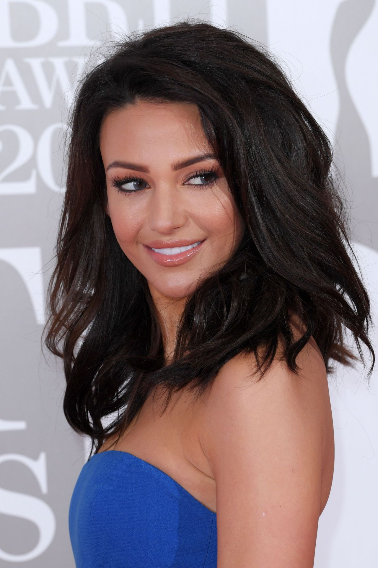 Michelle Keegan on Red...