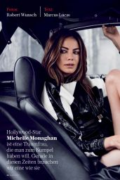 Michelle Monaghan - GQ Magazine Germany March 2017 Issue