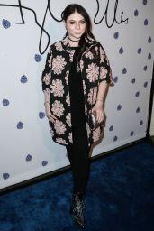 Michelle Trachtenberg - Tyler Ellis Celebrates 5th Anniversary in West Hollywood 1/31/ 2017
