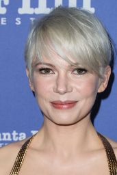 Michelle Williams - Cinema Vanguard Award at 32nd SBIG Festival in Santa Barbara 2/5/ 2017