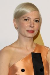 Michelle Williams – Oscar Nominee Luncheon in Los Angeles 2/6/ 2017