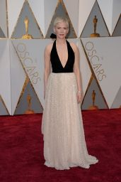 Michelle Williams – Oscars 2017 Red Carpet in Hollywood