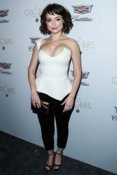 Milana Vayntrub – Cadillac Celebrates Academy Awards in Los Angeles 2/23/ 2017