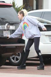 Miley Cyrus on the Streets of Malibu, CA 2/5/ 2017