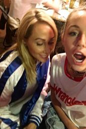 Miley Cyrus Photos – Social Media 2/18/ 2017