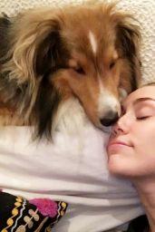Miley Cyrus – Social Media Pics, January 2017