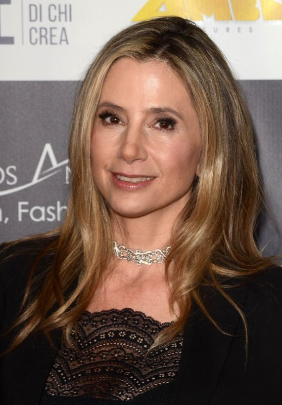 Mira Sorvino – Italia Film Festival in Los Angeles 2/19/ 2017