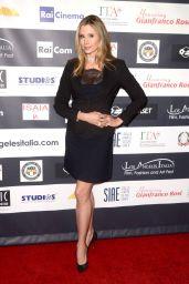 Mira Sorvino – Italia Film Festival in Los Angeles 2/19/ 2017