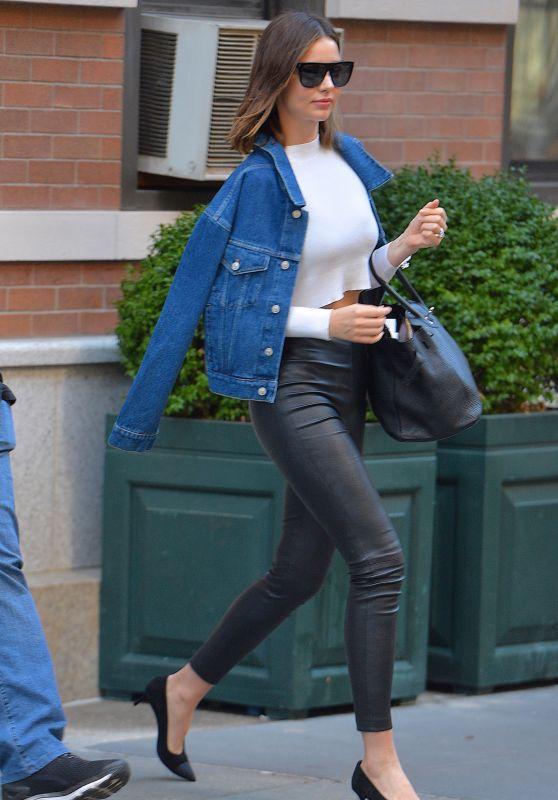 Miranda Kerr - Out in New York City 2/24/ 2017