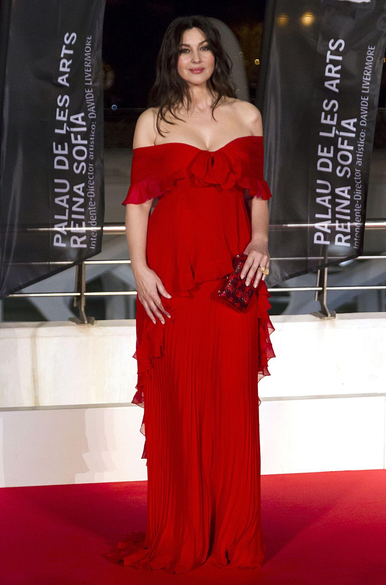 Monica Bellucci - 'La Traviata' Opera Opening Night in Valencia, Spain ...