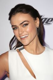 Myla Dalbesio – SI Swimsuit Edition Launch Event in New York City 2/16/ 2017