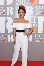 Myleene Klass – The Brit Awards at O2 Arena in London 2/22/ 2017