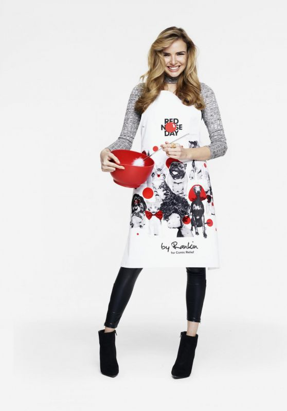 Nadine Coyle - Rankin for Comic Relief 201