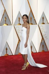 Naomi Harris – Oscars 2017 Red Carpet in Hollywood