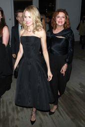 Naomi Watts and Susan Sarandon – Zac Posen Presentation at New York Fashion Week 2/4/ 2017