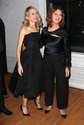 Naomi Watts and Susan Sarandon – Zac Posen Presentation at New York Fashion Week 2/4/ 2017