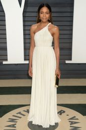 Naomie Harris at Vanity Fair Oscar 2017 Party in Los Angeles