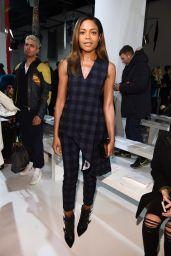 Naomie Harris – Calvin Klein Show – Fall Winter 2017 in New York 2/10 /2017