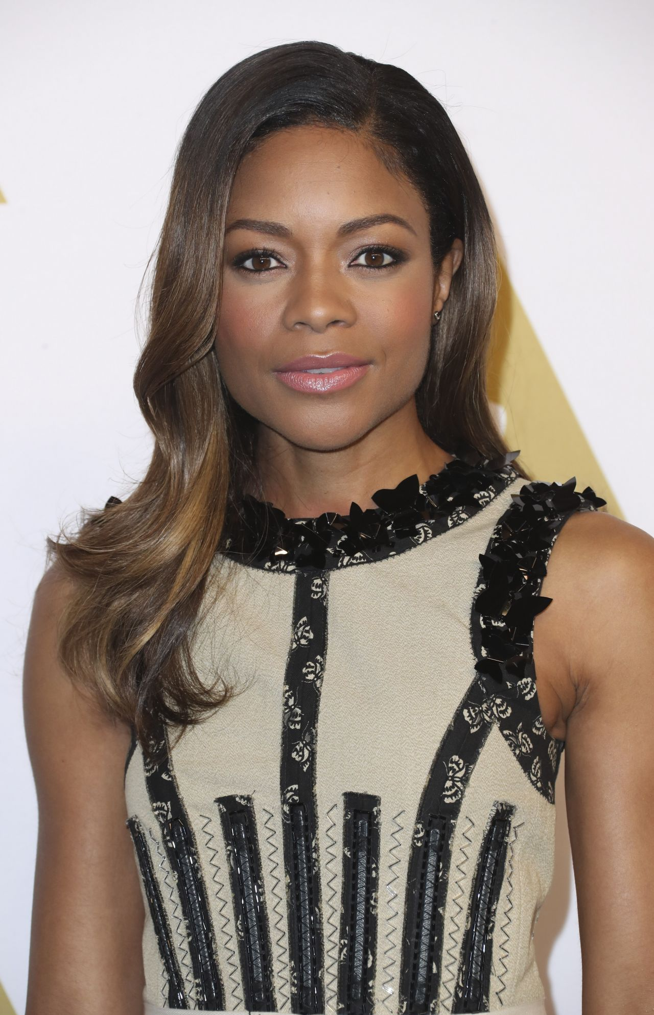 Mercedes Benz Santa Monica >> Naomie Harris - Oscar Nominee Luncheon in Los Angeles 2/6/ 2017
