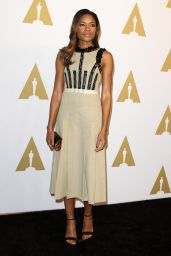Naomie Harris - Oscar Nominee Luncheon in Los Angeles 2/6/ 2017