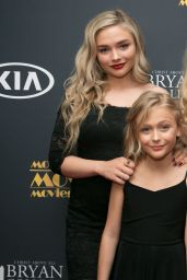 Natalie Alyn Lind, Emily Alyn Lind, Alyvia Alyn Lind – 25th Annual Movieguide Awards in Universal City 2/10/ 2017