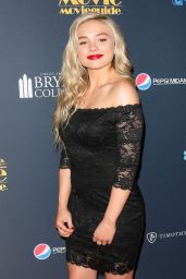 Natalie Alyn Lind - Movieguide Awards Faith and Family Gala at Universal Hilton Hotel in Beverly Hills, February 2017