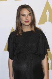 Natalie Portman – Oscar Nominee Luncheon in Los Angeles 2/6/ 2017