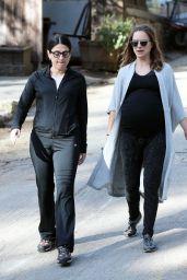 Natalie Portman - Out For A Morning Hike in Los Feliz 1/31/ 2017