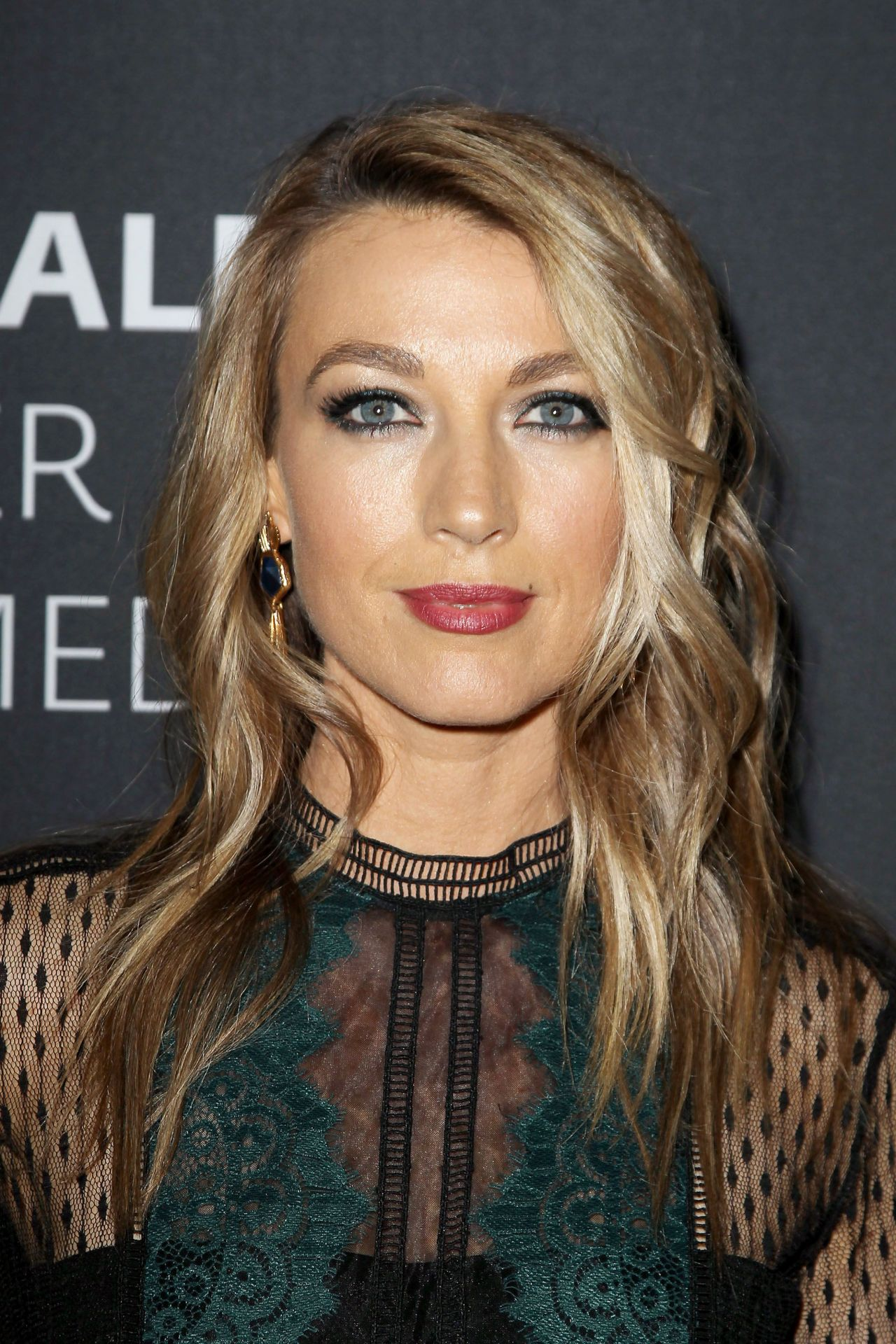 Natalie Zea The Detour Preview Screening And Discussion