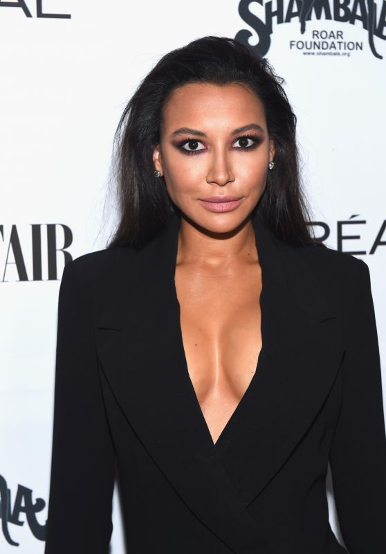 Naya Rivera - Vanity Fair and L
