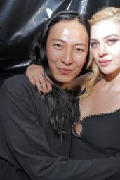 Nicola Peltz Attends Alexander Wang Fashion Show - NYFW 2/11/2017