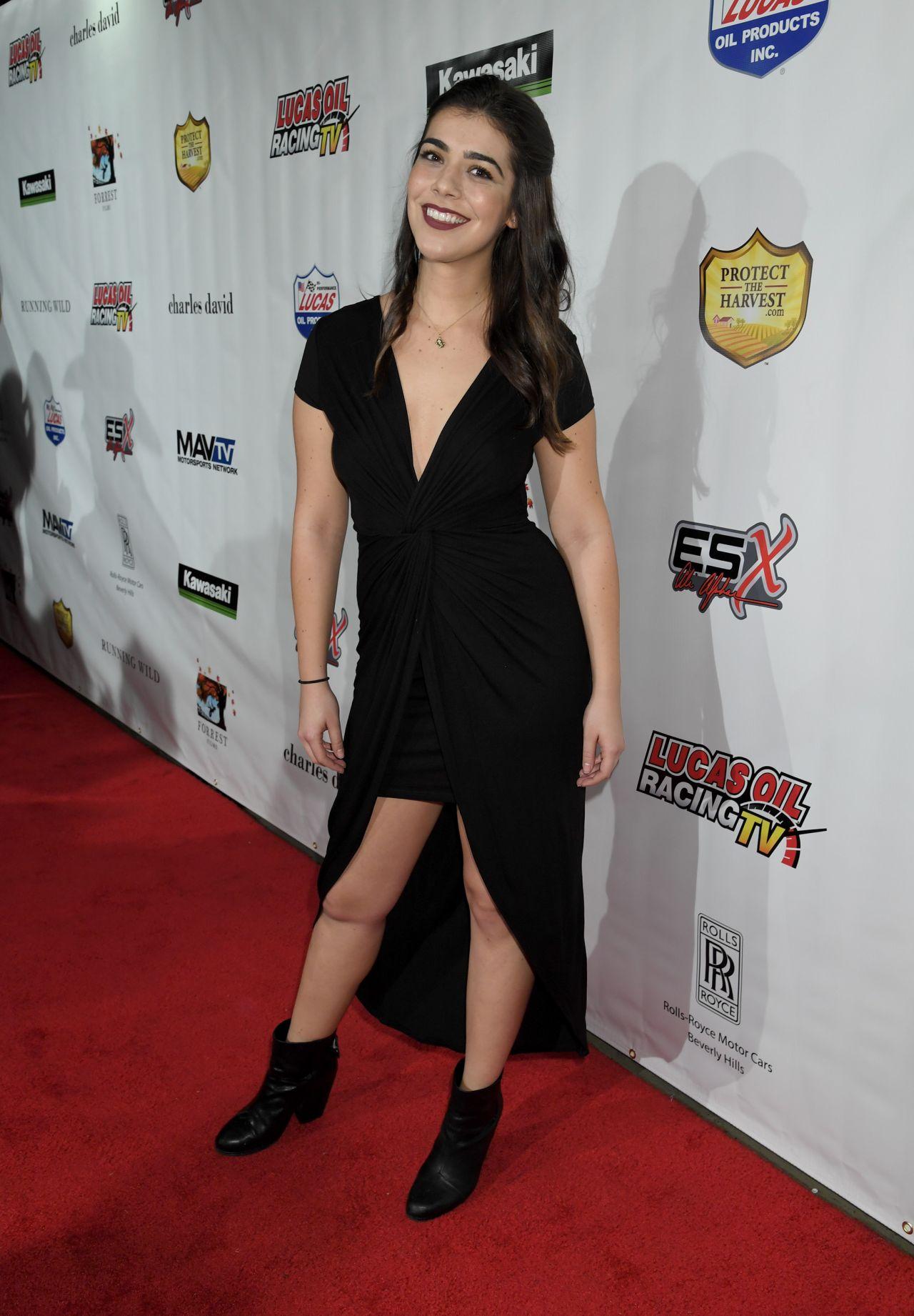 Nicole Badaan Running Wild Movie Premiere In Los