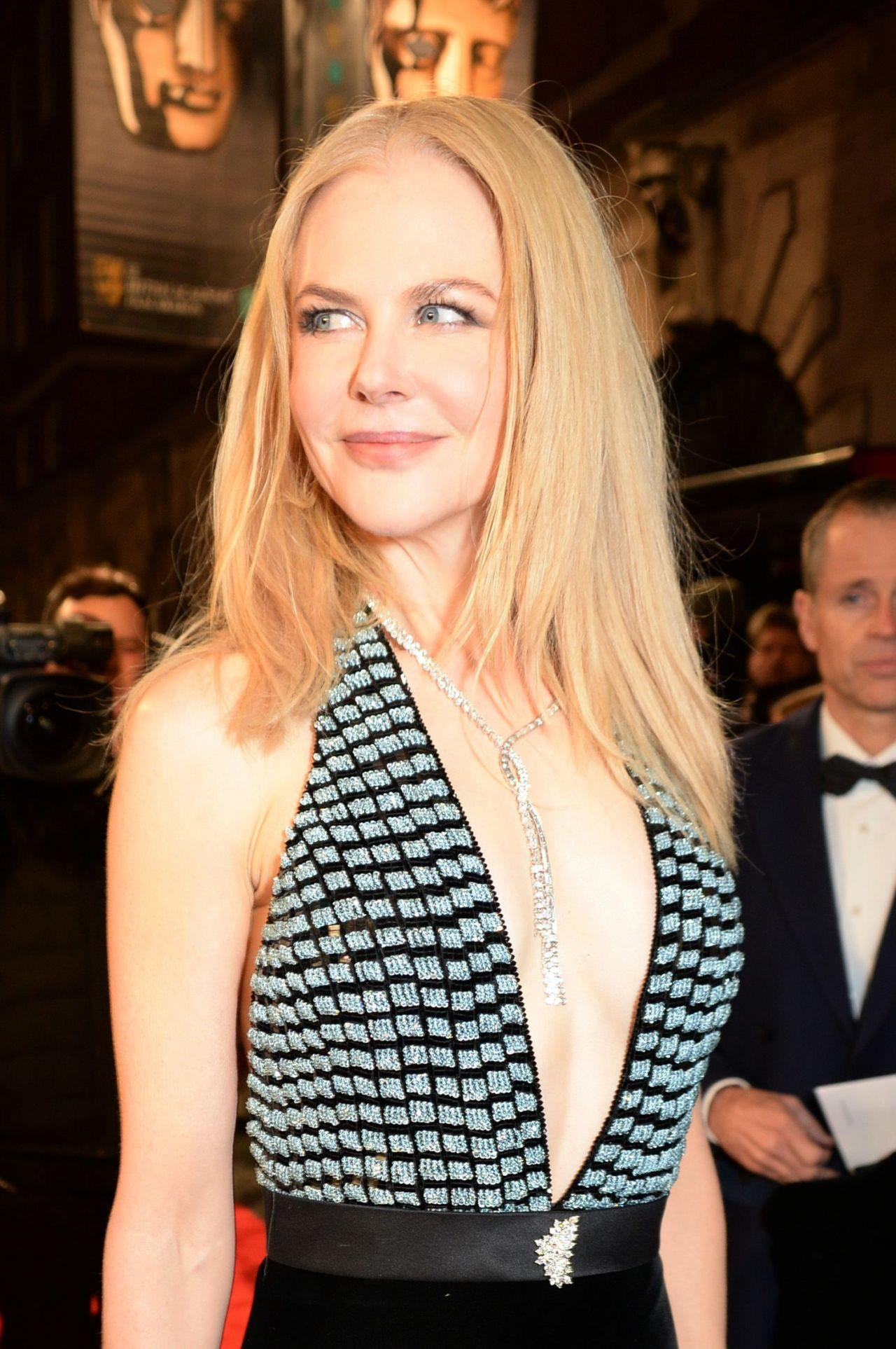 Nicole Kidman at BAFTA...