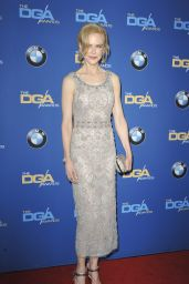 Nicole Kidman – DGA Awards in Beverly Hills, CA 2/4/ 2017