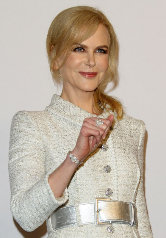 Nicole Kidman – Oscar Nominee Luncheon in Los Angeles 2/6/ 2017