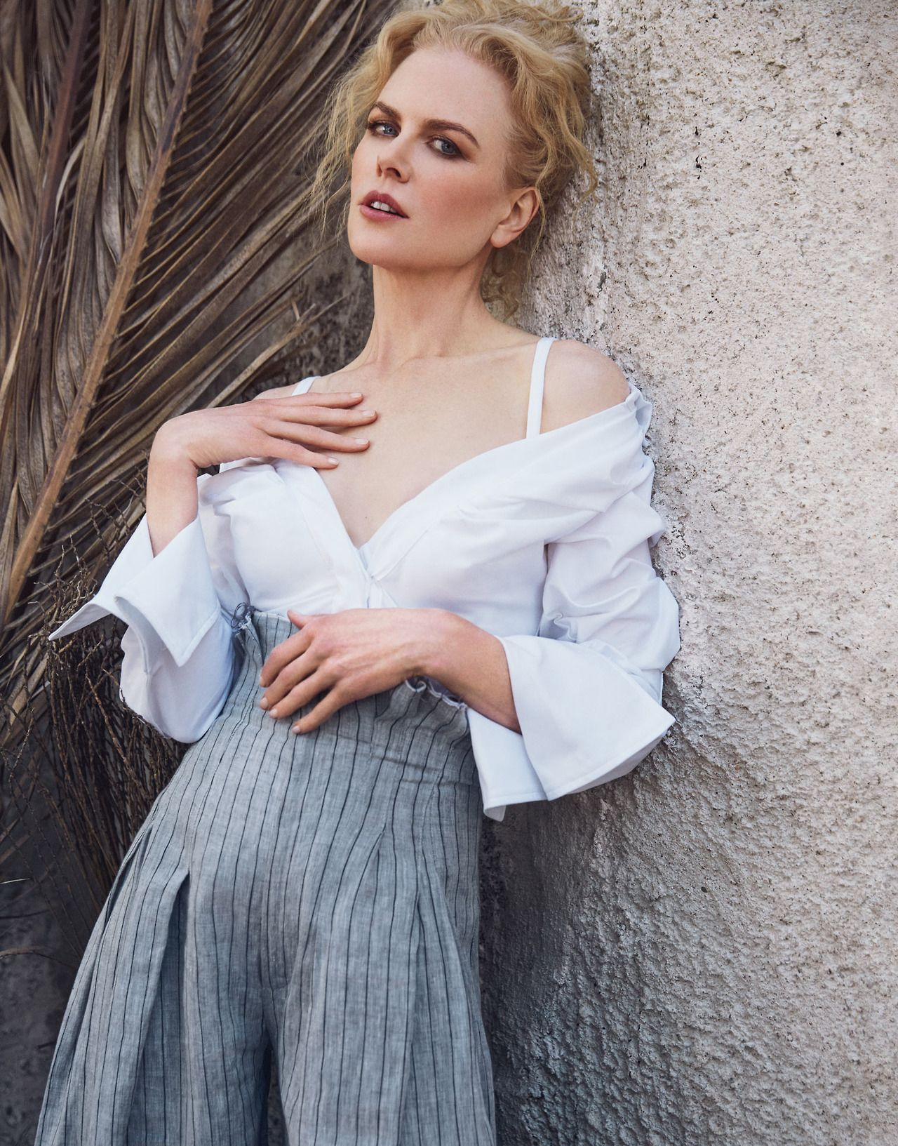Nicole Kidman The Edit Magazine February 2017 Cover And