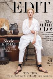 Nicole Kidman - The Edit Magazine February 2017 Cover and Photos