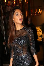 Nicole Scherzinger - Dazzles at Catch in Los Angeles 2/12/ 2017