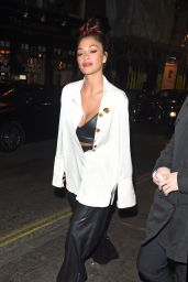 Nicole Scherzinger - Leaving the Paper Nightclub in London 2/21 /2017