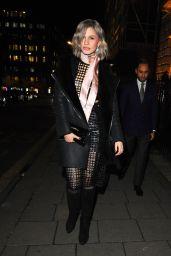 Nikita Andrianova - Coco De Mer Fashion Show for Valentines Day in London 2/7/ 2017