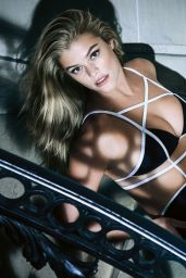 Nina Agdal - Health Magazine March 2017