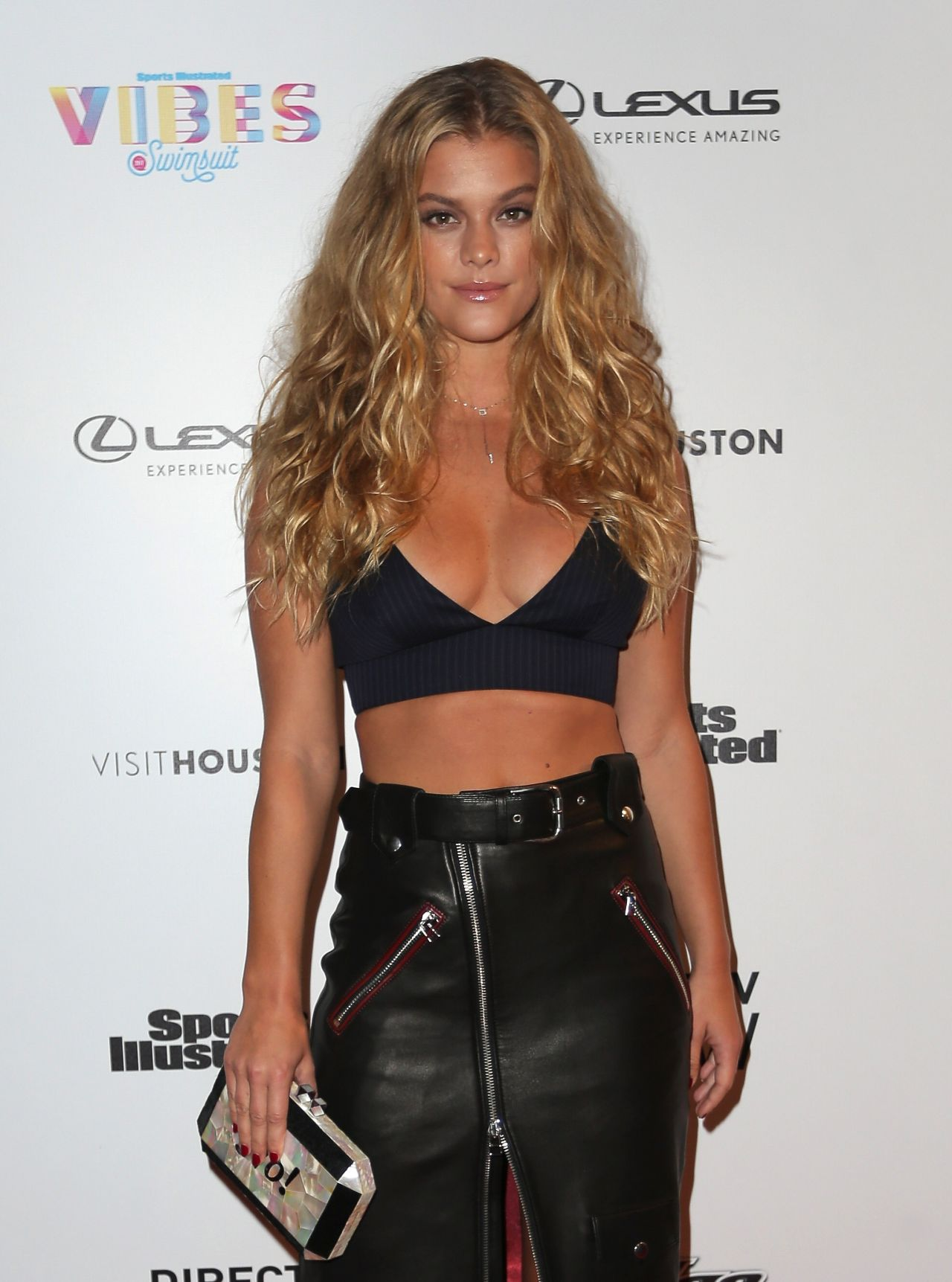 Nina Agdal – VIBES By SI Swimsuit 2017 Launch in Houston 2 ...