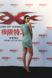 Nina Dobrev - xXx: Return Of Xander Cage Premiere in Beijing, China 2/9/ 2017