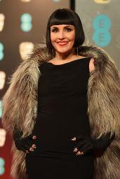 Noomi Rapace at BAFTA Awards in London, UK 2/12/ 2017