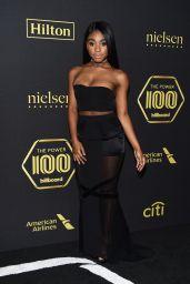 Normani Kordei – Billboard Power 100 Celebration in West Hollywood 2/9/ 2017