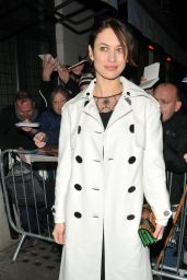 Olga Kurylenko – Harvey Weinstein Pre BAFTAs Dinner in London, UK 2/10/ 2017